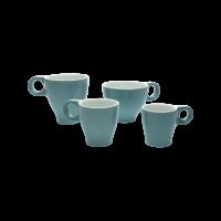 Espressokopje 'One' Blauwgrijs
