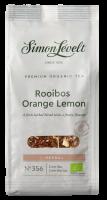 Rooibos Orange Lemon Premium Organic Tea - 110g losse thee