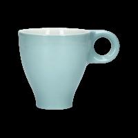 Latte Macchiatokop 'One' Blauwgrijs