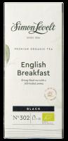 English Breakfast Premium Organic Tea - 20 theezakjes