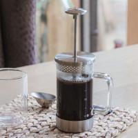 Barista & Co Cafetière Core 3 kops RVS