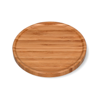 Onderzetter Bamboe Rond